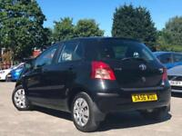 2006 TOYOTA YARIS 1.3 VVT-i T3 5 DOOR, WOW ONLY 43K MILES + 1 OWNER FROM NEW !!!