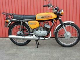 Kawasaki GA90 1970 89cc