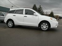 2005 Toyota Matrix 4WD: Only 145Kms, Drives Great, Must See!