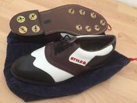 Stylo Faldo masters golf shoes size 9