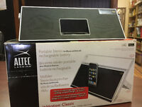 ALTEC LANSING IN MOTION CLASSIC PORTABLE FOR IPHONE - USED