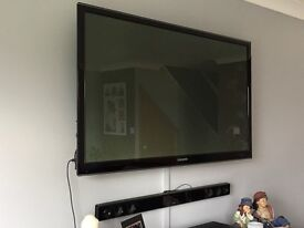 Samsung 50 Inch 3D Television