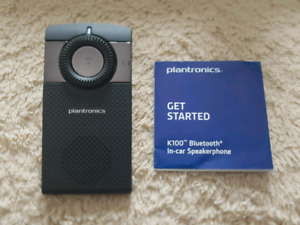 Plantronics K100 Bluetooth for vehicle