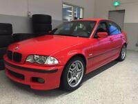 2000 BMW 330i M Sport