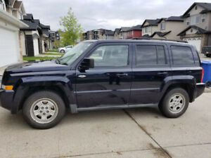 Jeep Patriot 4x4 in Excellent Condition!