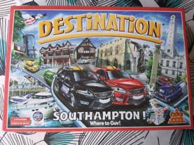 Destination Southampton board game