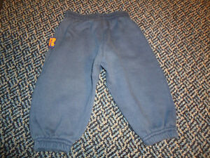Boys Size 12 Months Bob the Builder Joggers Kingston Kingston Area image 2