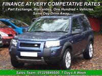 2005 Land Rover Freelander 2.0 Td4 Sport Hard Top 3dr