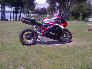 2010 1198 Ducati corse special edition