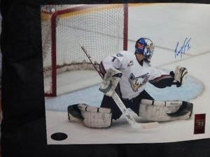 CAREY PRICE Montreal Canadiens Autographed 10x8 Photo W/COA
