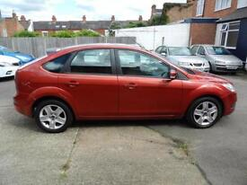 Ford Focus 1.6TDCi ( 90ps ) DPF 2010.25MY Style