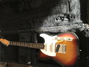 Vintage Fender Tele for sale.