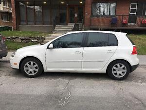 2009 Volkswagen Rabbit Comfortline Sedan
