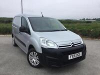 2016 Citroen Berlingo Van 625 Enterprise L1 1.6 HDI 75 Manual Panel Van