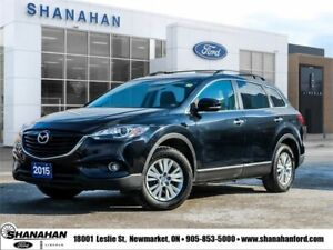 2015 Mazda CX-9 GT| 4WD | Navigation | Heated Seats |