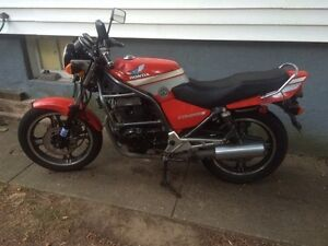1988 Honda CB450S for sale
