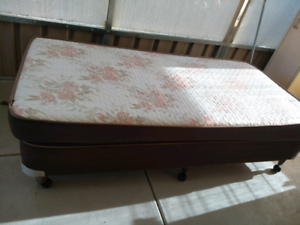 Single assembled bed Para Hills Salisbury Area Preview