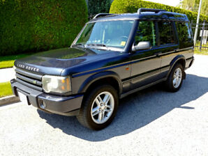 2004 Land Rover Discovery 2 SE