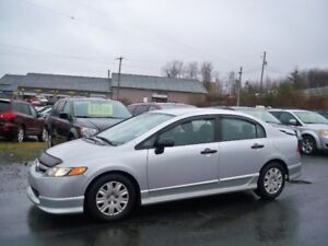 $88 biweekly oac!SPORT EDITION! LOW MILEAGE! CIVIC !WINTER TIRES