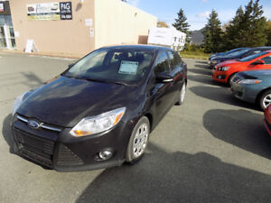 2012 Ford Focus Sedan $ 3,900.00 Inspected call 727-5344
