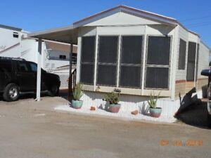 PARK MODEL FOR SALE YUMA AZ