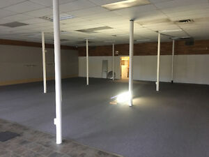 Retail or Professional Space for Lease in Lake Cowichan