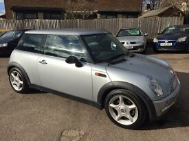 Mini Cooper 1.6 petrol 48000 miles 1 owner from new