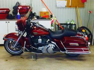 Harley Davidson 2008 FLHTCU