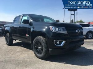 2018 Chevrolet Colorado Z71  Z71 MIDNIGHT EDITION/BOSE SPEAKERS