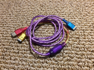 GameBoy Link Cables