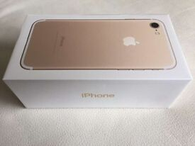 Iphone 7 gold 128gb vodafone network
