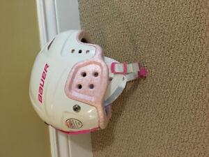 Preschooler skating helmet