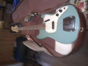 Fenner Bass Guitar