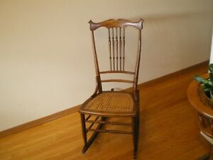 Nice antique rocker