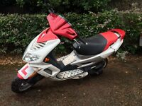 Peugeot speedfight 50cc... 57 plate... Mot till December, may swap quad pit bike