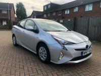 Toyota Prius 1.8 ( 122hp ) Hybrid CVT 2017 Active... UK CAR PCO READY...