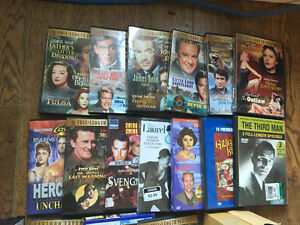 Classic Dvds - 30's,40's,50's Big Lot for sale