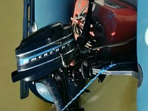 mercury 4.5 hp