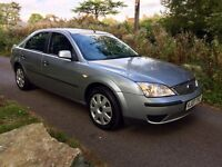 07 Ford Mondeo 1.8 LXi 5dr - FSH with New MOT - 1 Private Owner