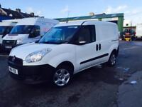 2014 14 Fiat Doblo Cargo 1.3JTD 16v (90) L1 - Diesel Van