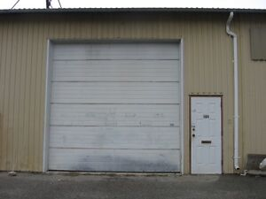 commercial shop #104, Penticton industrial area