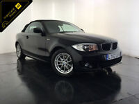 2012 62 BMW 118D SE CONVERTIBLE DIESEL SERVICE HISTORY FINANCE PX WELCOME