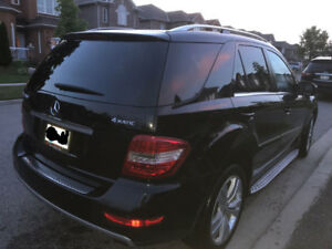 MERCEDES ML 350 - LOW MILEAGE!!! - (Price Negotiable)