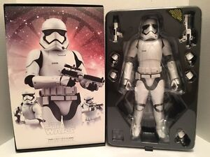 STAR WARS HOT TOYS FIRST ORDER STORMTROOPER  London Ontario image 2