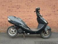 Baotian BT49QT Scooter Spares or Repairs Project