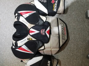 Boddam lacrosse uppers for sale