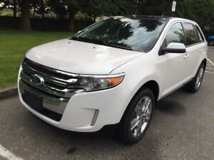 2013 FORD EDGE SEL AWD SUNROOF NAVIGATION REAR CAMERA