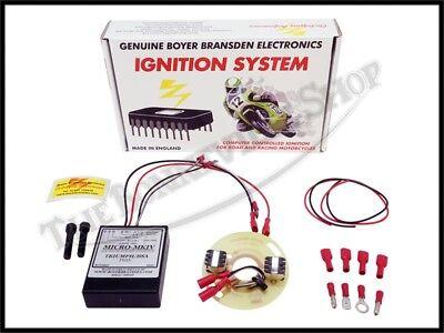 Boyer Bransden Electronic Ignition Replacement Black Box Triumph BSA Norton Twin
