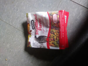 I am selling a bag of ZuPreem FruitBlend Flavor