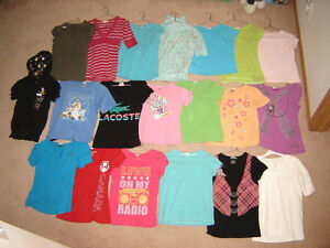 Girls Tops, Pants, Jackets, Dresses, etc. - sz 10,10/12, 12, M,L Strathcona County Edmonton Area image 2